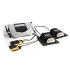 ETIUS ULM+sonda IR400/808+g�owica GM-4cm2/1MHz+CPE1+CPE2+stolik ELF